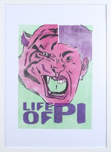 printmakingasgraphicmedium movieposter lifeofpi